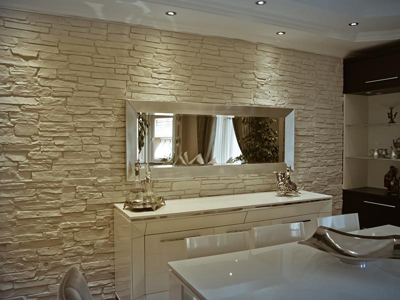 Rutz index - Styropor steinwand wohnzimmer ...